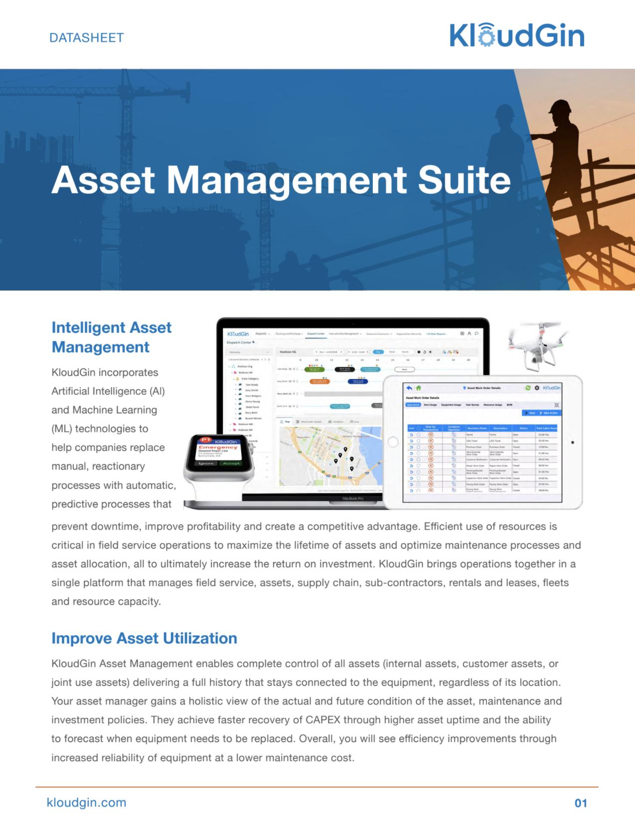 Asset Management Brochure img